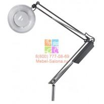 Лампа-лупа с 5-ти кратным увеличением белая 100/LF5/EV01 white СА