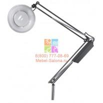 Лампа-лупа с 8-ти кратным увеличением белая 100/LF8/EV01 white СА