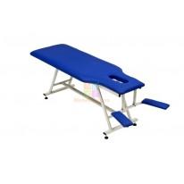 Стационарный массажный стол стальной FIX-MT1 СА