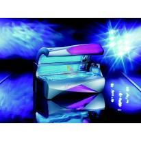 Горизонтальный солярий ERGOLINE AFFINITY 600-S twin power СА