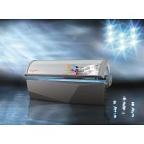 Горизонтальный солярий  ERGOLINE FLAIR 200 super power  СА