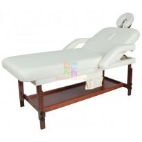 Стационарный массажный стол деревянный FIX-1A (МСТ-7Л) СА