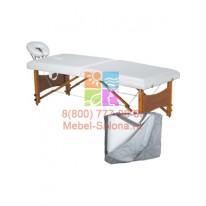 Стол массажный раскладной с регулируемой высотой (чемодан в чехле) СА