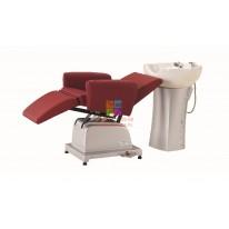 Универсальное парикмахерское кресло ALVI СА