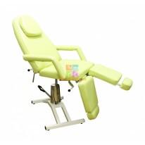 Педикюрное кресло «Слава» (гидравлическое, поворотное) CA