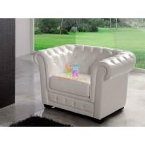 Кресло Dupen SF-24-1S White СА