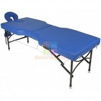 Массажный стол складной алюминиевый JFAL02 СА