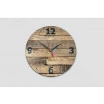Часы настенные для барбершопа Edmond CA