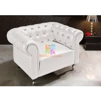 Кресло Dupen B-7 white СА