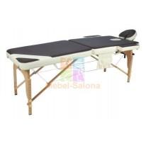 Массажный стол складной деревянный JF-AY01 2-х секционный М/К СА