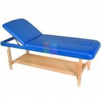 Стационарный массажный стол деревянный FIX-1A (немецкий бук) СА