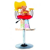 Парикмахерский детский стул D01 СА