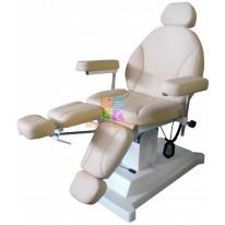 """Педикюрное кресло """"МД-03"""" (электропривод, 1 мотор) СА"""