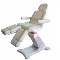 """Педикюрно-косметологическое кресло """"Оникс-5"""" на электроприводе (5 моторов) СА"""