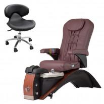 Педикюрное СПА кресло Echo SE Features СА