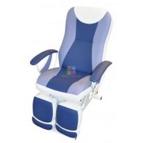 Педикюрное косметологическое кресло Ирина электропривод, 2 мотора СА