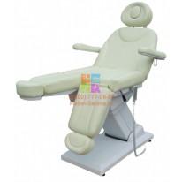 Педикюрно-косметологическое кресло МД-848-3А (электропривод, 3 мотора) СА