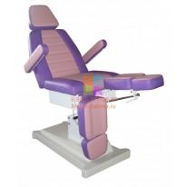Педикюрно-косметологическое кресло Сириус-09 (электропривод, 2 мотора) СА