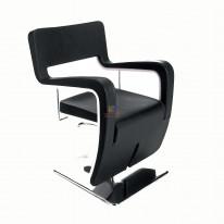 Кресло парикмахерское TSU BLACK СА