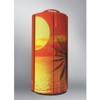 """Вертикальный коллагенарий """"Fire-Sun Collagen 48*180"""""""