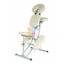 Массажное кресло алюминиевое MA-01 (DE LUXE)