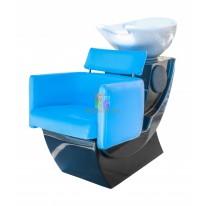 Парикмахерская мойка «Грейт» с креслом «Клео» СА