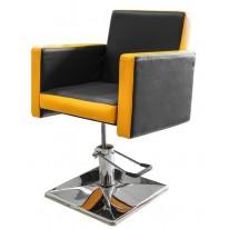 Парикмахерское кресло Квадро гидравлическое СА