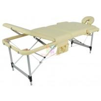 Массажный стол складной алюминиевый JFAL01A (МСТ-102Л) СА
