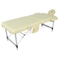 Массажный стол складной алюминиевый JFAL01A (МСТ-002Л) СА