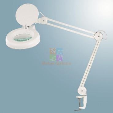 Лампа лупа 3х на штативе комплект СА