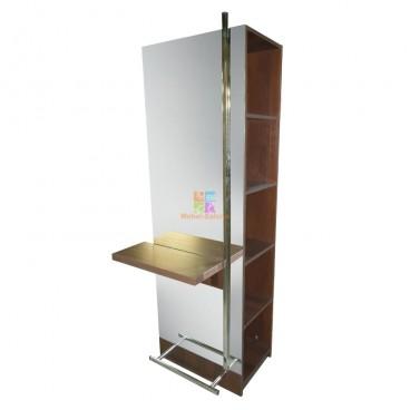 Парикмахерский туалет Шоколад двухсторонний СА