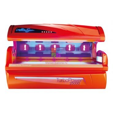 Горизонтальный солярий TurboPower 25000 - Ultrasun СА