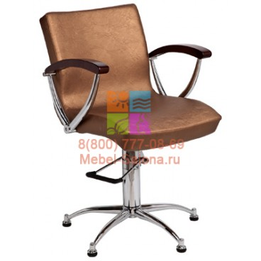 Кресло парикмахерское A73 СА