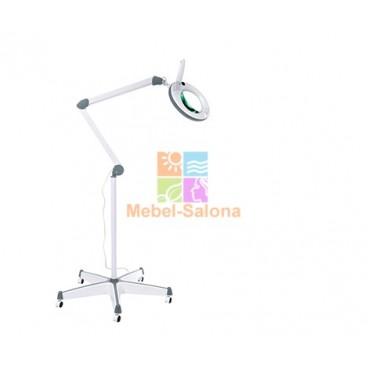 Косметологическая лампа-лупа ЛЛ-3 на стойке СА
