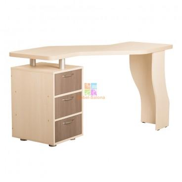 Маникюрный стол Лайн СА